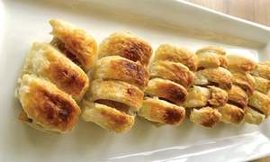 Cook-it-yourself: Sausage rolls