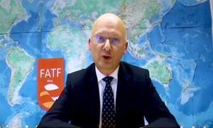 ایف اے ٹی ایف کا پاکستان کو فروری تک گرے لسٹ میں برقرار رکھنے کا فیصلہ