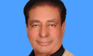 تحریک انصاف کے رکن قومی اسمبلی پر زمین پر قبضے کا الزام
