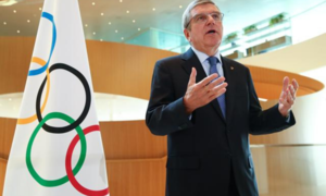 'Olympic Games cannot be marketplace of demonstrations'