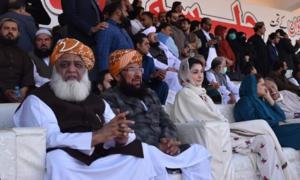 نااہل آدمی کو حکومت میں بٹھانے کا فیصلہ ادارے کا نہیں چند کرداروں کا تھا، نواز شریف