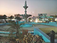PHA renovates historic fountain in Bahawalpur