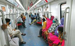 First-day OLMT travellers thankful for facility