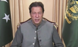 PM restates peace offer, asks India to lift siege of held Kashmir