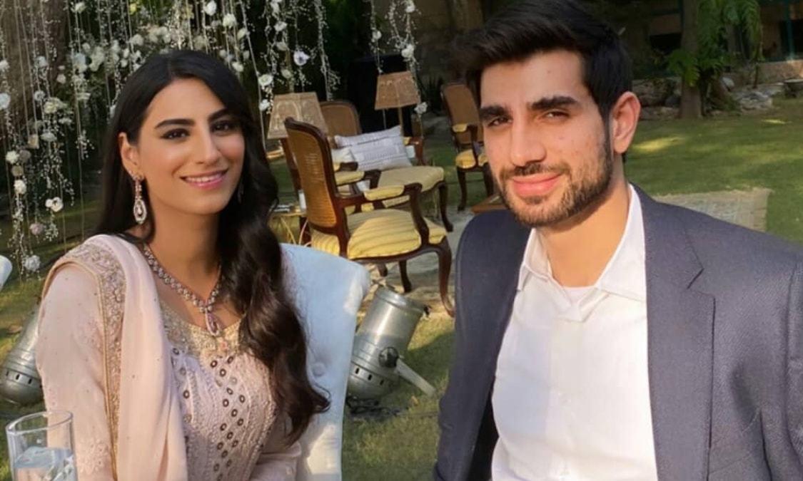 Model Rehmat Ajmal is engaged