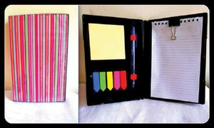 Wonder craft: DVD case notepad kit
