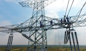 Major work on 886km Matiari-Lahore transmission line completed