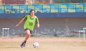 Maria looks to make her mark with Pakistan