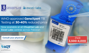IPAQT partners with local labs to ensure affordable diagnosis for tuberculosis in Pakistan