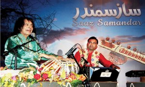 Musical evening pays tribute to tabla player
