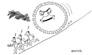 کارٹون : 5 نومبر 2020