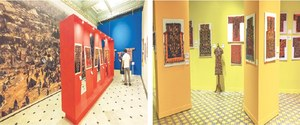 Gaj opens at Mohatta Palace Museum