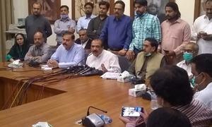 ایم کیو ایم پاکستان نے بلدیاتی حکومتوں کا نیا نظام تجویز کردیا