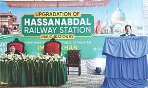 ML-1 rail project to create economic activity, jobs: Imran