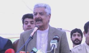 عبدالقادر بلوچ، ثنااللہ زہری کا مسلم لیگ (ن) سے علیحدگی کا باضابطہ اعلان