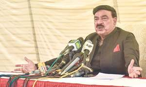 Sheikh Rasheed asks Sindh govt to do its share of work to revive KCR