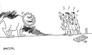 کارٹون : 10 نومبر 2020