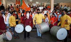 BJP in a fix in close Bihar race