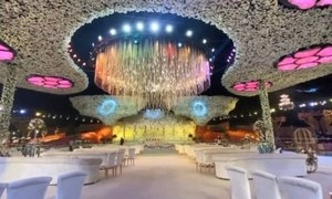 پاکستان کی 'مہنگی ترین' شادی پر ماسٹر ٹائلز کے ڈائریکٹر کو ایف بی آر کا نوٹس