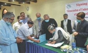 Sindh labour department signs MoU for home-based workers' registration
