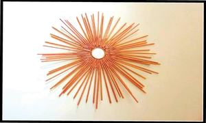 Wonder Craft: Sunburst wall décor