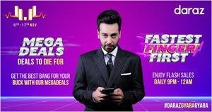 Daraz 11.11 brings 1000+ Mega deals with hundreds of flash sales