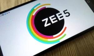 پاکستان میں 'زی فائیو' سمیت بھارتی مواد کی سبسکرپشن پر پابندی