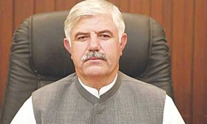 KP chief minister is country's richest MPA