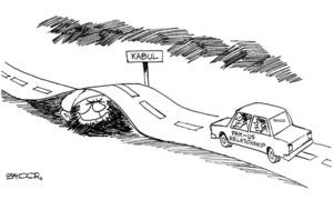 کارٹون : 14 نومبر 2020