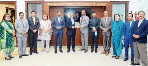 Malaysian envoy visits RCCI