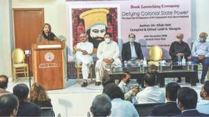Book on court martial execution of Soreh Badshah launched