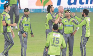 All-round show by Wiese takes Lahore Qalandars into PSL final