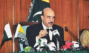 Naked aggression at LoC has exposed India: Masood