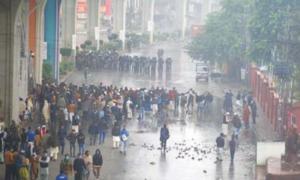 Rawalpindi tense as TLP activists, police clash