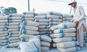 What is driving cement sales