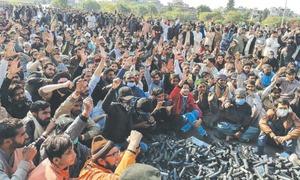 تحریک لبیک کا حکومت کی جانب سے ان کے تمام مطالبات تسلیم کیے جانے کا دعویٰ