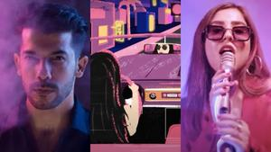 Local artists are catching up on the retro pop music trend and here's how it's shaping out for them