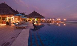 مالدیپ کے اس ریزورٹ میں پورا سال رہنا پسند کریں گے؟
