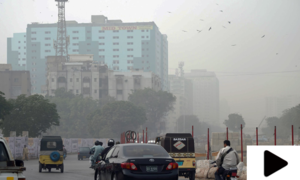 دنیا کے آلودہ ترین شہروں میں کراچی سرفہرست