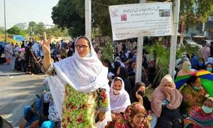 Braving hostile terrains and attitudes, the women at the heart of KP's Covid-19 battle