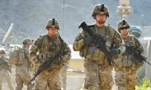 Nato chief warns against rapid troop withdrawal from Afghanistan