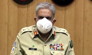 Prosperity linked with commitment to democracy, says army chief