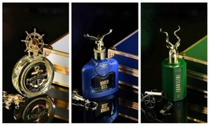 J. is paying tribute to Pakistan's heroes with an exclusive range of fragrances
