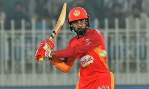 شاداب خان پی ایس ایل 2020 کی بہترین ٹیم کے کپتان مقرر