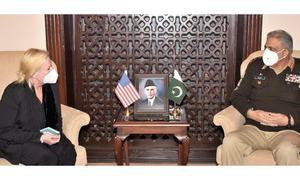 US diplomat lauds Pakistan role in Afghan peace process