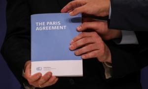 تحفظِ ماحول کے معاہدے اور جو بائیڈن کی مشکلات