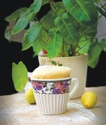 Cook-it-yourself: Lemon mug cake