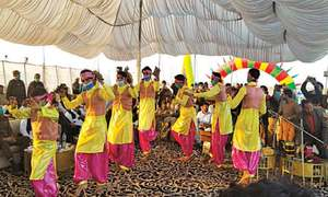 Thal Jeep Rally, festival kick off with vibrant, cultural event