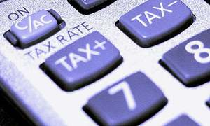 Pakistan's stagnant tax base