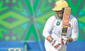 Sharjeel ends century drought as Sindh build commanding lead